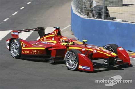 E Scow Racing by Nelson Piquet Jr China Racing Formula E Team At Buenos