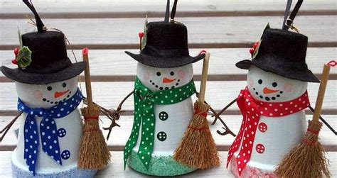 clay pot christmas crafts christmas pinterest