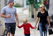 Awkward Exes Chris Pratt And Anna Faris Reunite For Son Jack