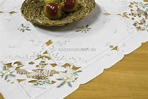 Tischdecke Mit Spitze : tischdecken weihnachten g nstige weihnachtstischdecken ~ Lizthompson.info Haus und Dekorationen