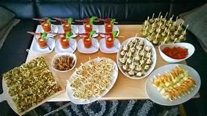 Party Buffet Ideen : wrap party von waldbeere ~ Markanthonyermac.com Haus und Dekorationen