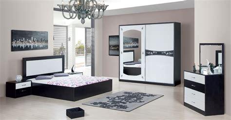 chambre meubl馥 cuisine armoire portes chambre 195 coucher chene blanc