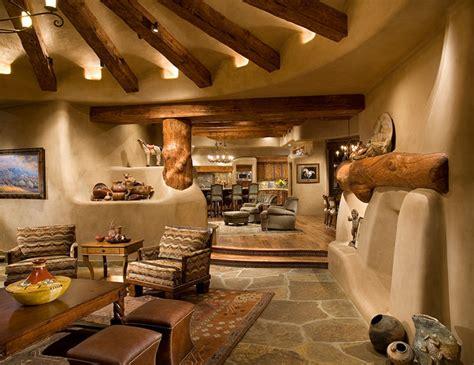 Southwest Living Room : Organic Southwest