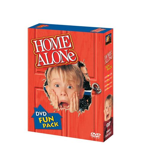 Home Alone Complete Collection (english) [dvd] Buy Online At Best Price In India Snapdeal