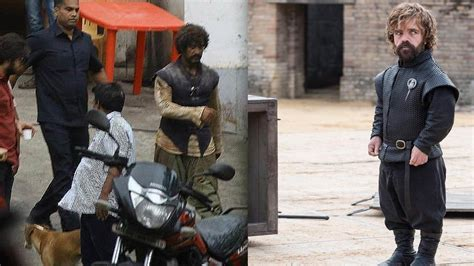 Aamir Khan's Look For Thugs Of Hindustan Resembles Tyrion