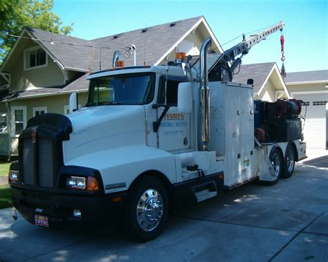 kenworth mechanics truck object moved