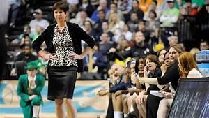 Bishop Shanahan Grad, Notre Dame Women's Basketball Coach ...