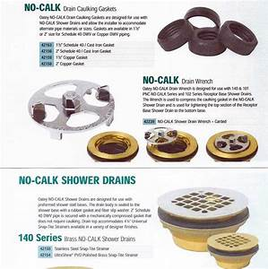 Installing Lasco Shower Stall With Oatey No