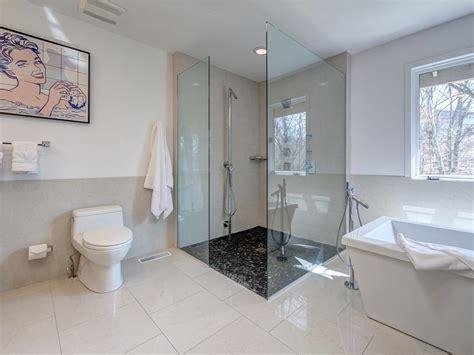 Modern, Sleek Bathroom  Joni Spear Hgtv