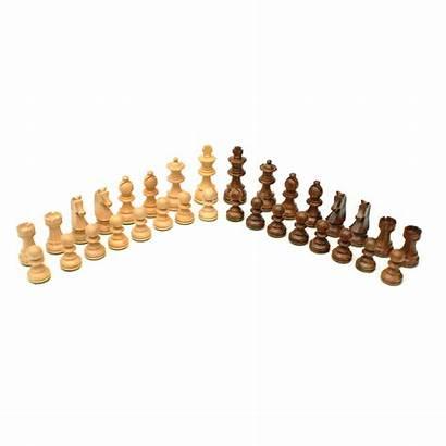 Chess Staunton Wood Weighted Pieces Chessmen Board