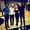 NBA David Lee's Girlfriend Sabina Gadecki (Bio, Wiki)
