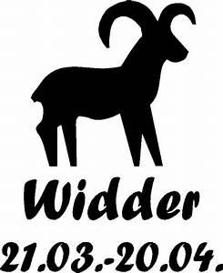 Sternzeichen Widder Symbol : aufkleber sternzeichen widder 2 horoskop astrologie sticker ~ Orissabook.com Haus und Dekorationen