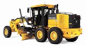 Motor Grader John Deere 670g
