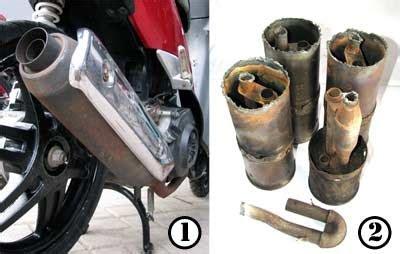 Modifikasi Knalpot Mobil Standar by Ayo Modifikasi Knalpot Tang Standar Tenaga Tetap Gahar