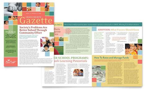 15+ School Newsletter Templates & Design Ideas