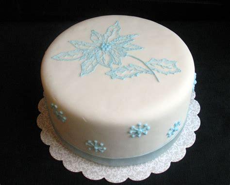 poinsettia cake winter wonderland   world