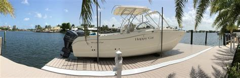Neptune Boat Lift Key Largo by Boat Lifts Docks Of South Florida