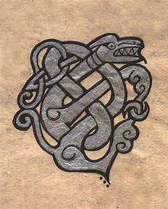 Celtic Dragon by animosus-liberatio on DeviantArt