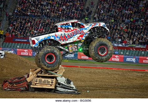 monster truck show huge truck stock photos huge truck stock images alamy