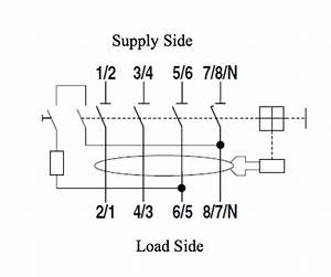 How To Wire An Rcd With No Neutral Line  U2013 Control Logic Blog