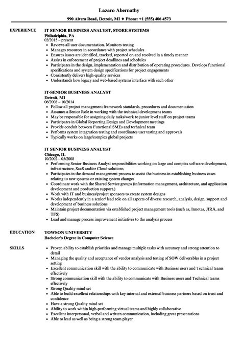 Senior Credit Analyst Resume by Senior Analyst Resume Bijeefopijburg Nl