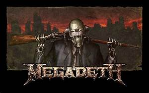 Megadeath Wallpapers - Wallpaper Cave