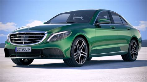 Mercedesbenz Cclass Sedan 2019