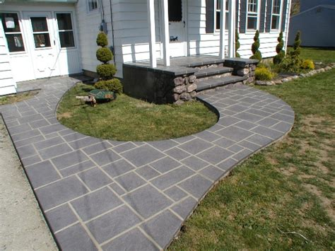 how to plan great concrete patio cost sted concrete