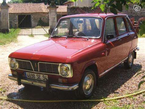 housses sieges voitures ma renault 6 de 1969 anciennes forum collections