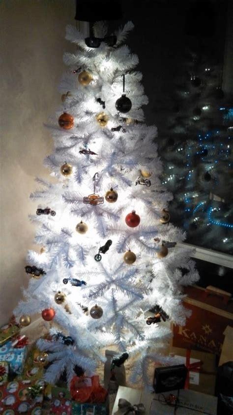 harley davidson christmas tree christmas pinterest