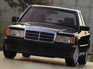 Mercedes 93 : 1989 93 mercedes benz 190 e 2 3 north america w201 39 ~ Gottalentnigeria.com Avis de Voitures