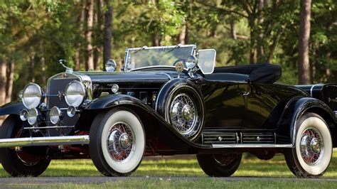 Download Wallpaper 1920x1080 Cadillac, Vintage Car