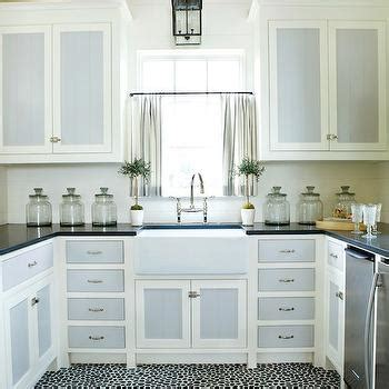 two tone kitchen cabinet doors two tone cabinet doors design ideas 8613