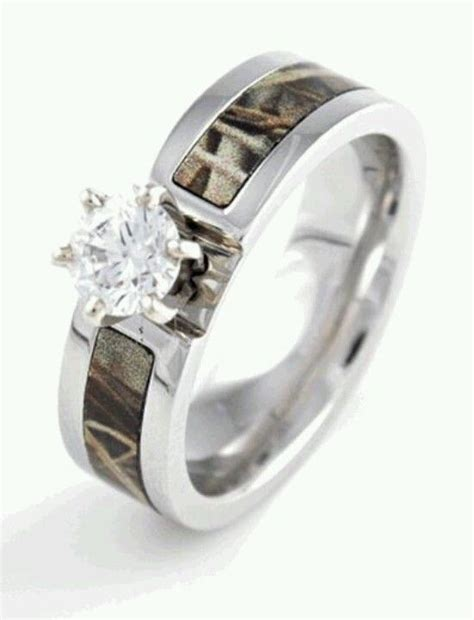 diamond realtree max 4 camo ring camo weddings