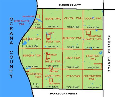 CF Map - Oceana County
