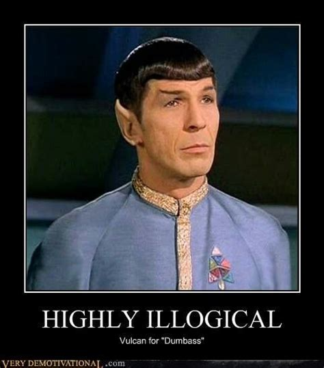 Spock Meme - star trek spock meme why just insult someone when you can insult someone without letting them