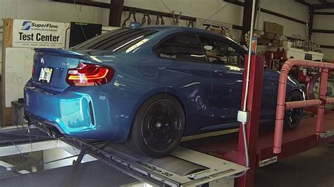2017 bmw m2 during local dyno day 03 04 2017 youtube