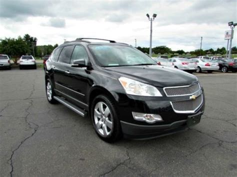 Sell Used 2010 Chevrolet Traverse Ltz Fwd 3rd Row Sport