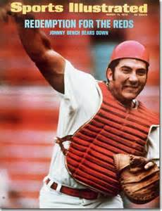 Cincinnati Reds Johnny Bench
