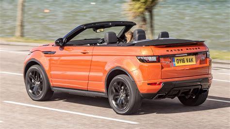 Land Rover Range Rover Evoque Reviews Parkers Autos Post