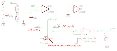 Power Switching Using Mosfet Opamp Electrical