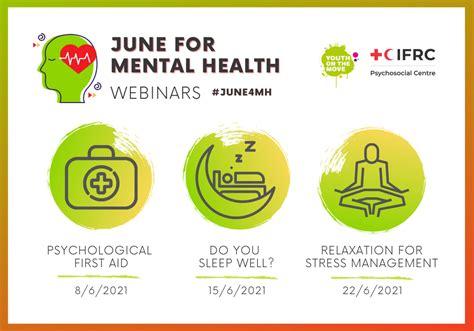 Sācies Jūnijs mentālajai veselībai: aicinām piedalīties ...
