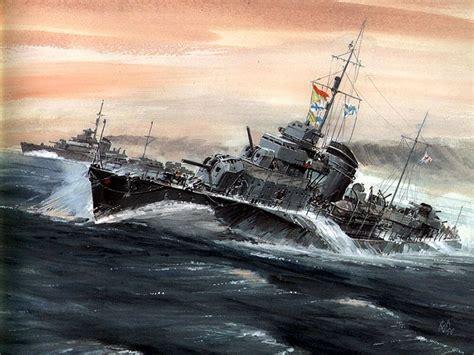 navy paintings  artist vladimir emyshev
