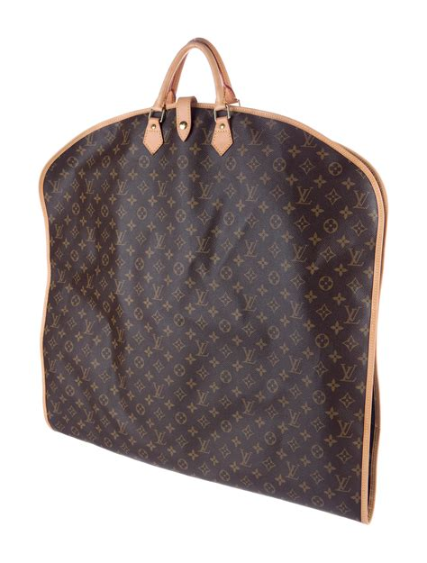 louis vuitton monogram garment bag accessories
