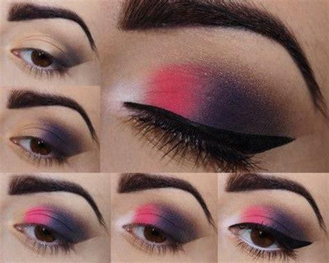 glamorous eye makeup ideas  dramatic  style