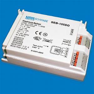 China Electronic Ballast For Compact Fluorescent Lamps