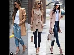 La Mode Est A Vous Printemps Ete 2018 : mode hiver 2018 femme youtube ~ Farleysfitness.com Idées de Décoration