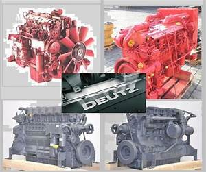 Details About Deutz 1012 1013 Service Manual Bf6m Bf4m