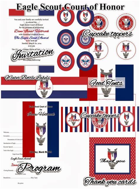 Free Printable Eagle Scout Clip Art