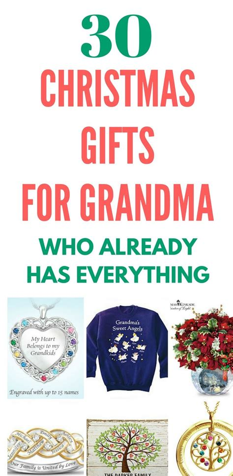 25 best ideas about christmas gifts for grandma on
